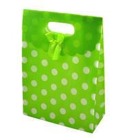 Dárková taška malá tm50 - zelená