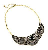Short pearl necklace 127fx548-14- beige