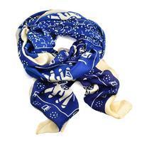 Šála klasická 69cz005-30.14 - modré slony