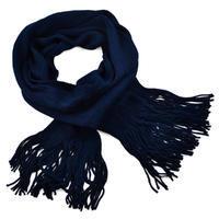 Šála pletená 69cp001-30 - modrá