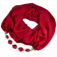 Scarf Extravagant 396ext002-11.10 - orange