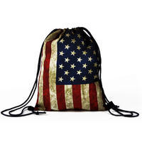 Látkový vak 239lv011-30.20a - americká vlajka