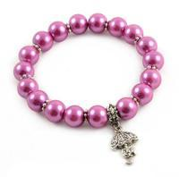 Bracelet - fuchsia pink