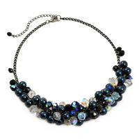 Angelina necklace - black