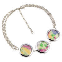 Necklace - multicolour