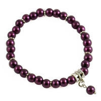 Bracelet - chocolate brown