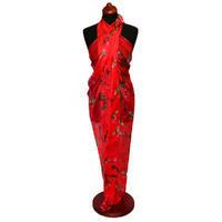 Pareo dámské Astarte - červené
