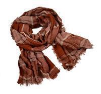 Classic scarf 69cu006-43 - light brown