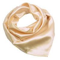 Small neckerchief 63sk001-14 - beige