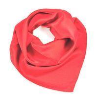 Šátek saténový 63sk001-27 - růžový