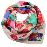 Šátek - béžový