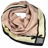 Square scarf- beige