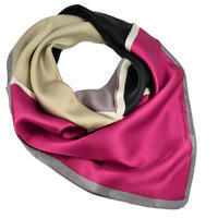Square scarf- multicolour
