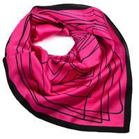 Šátek - fuchsiový