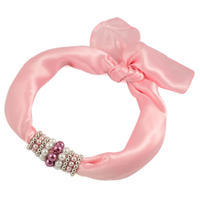 Bijoux Neckerchief Stewardess - pink