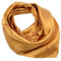 Šátek s bižuterií Stella - zlatý