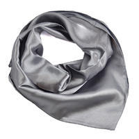 Small neckerchief 63sk001-71a - grey
