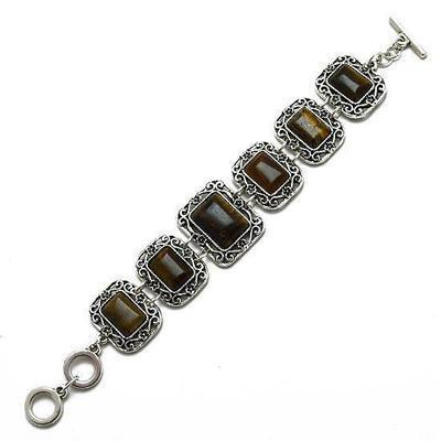 Bracelet Sabine - black&white