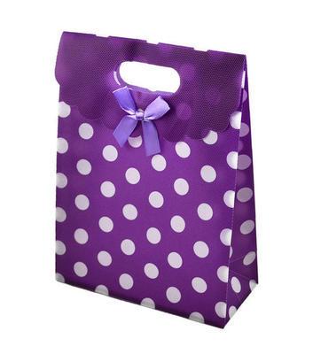 Dárková taška velká tv33a - fialová
