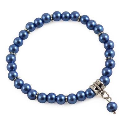 Náramek Bijoux Me 26bm003-36 - modrý