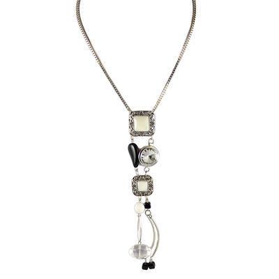 Necklace - Blue Wave - 1