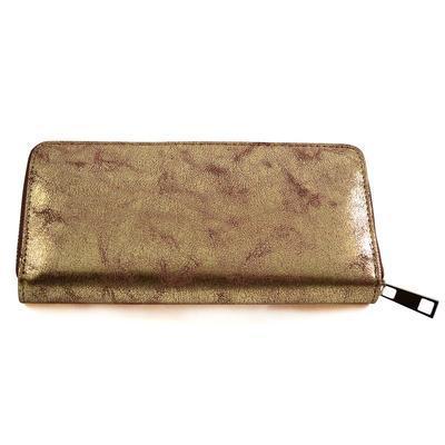 Peněženka pen01-13a - zlatá