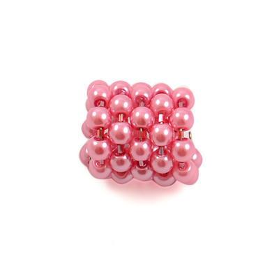 Spona na šátek 100sp23 - růžová - 1
