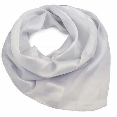 Šátek - šedý jednobarevný - 1