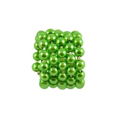 Velká spona na šálu 149sp51 - zelená - 1