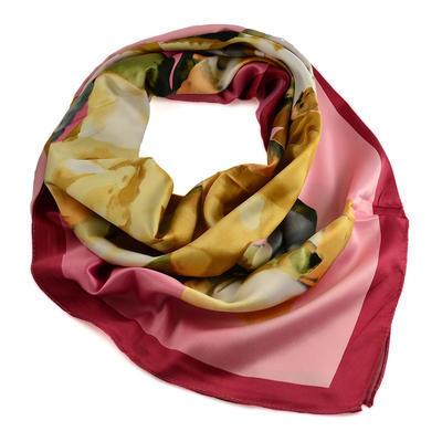 Velký šátek 63sv004-23.14 - růžový - 1