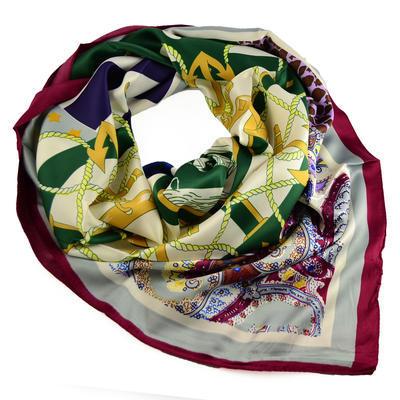 Velký šátek 63sv009-02 - barevný - 1