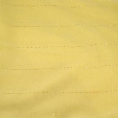 Šála klasická - žlutá - 2