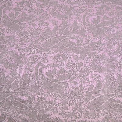 Šála teplá - růžovo-šedá - 2