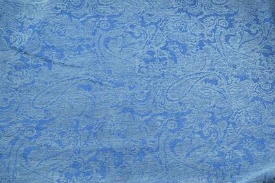 Šála teplá 69cz001-31 - modrá jednobarevná - 2