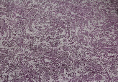 Šála teplá 69cz001-35a- fialová jednobarevná - 2