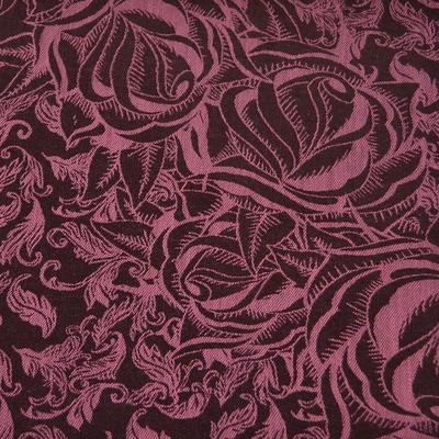 Šála teplá - růžovohnedá - 2
