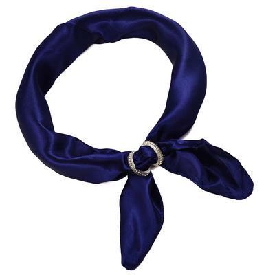 Spona na šátek - hematitová - 2