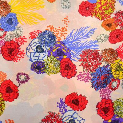Šátek - růžový - 2