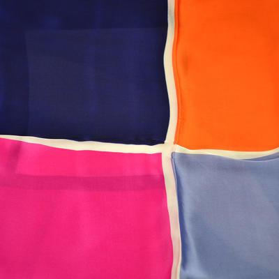 Square scarf- multicolour - 2