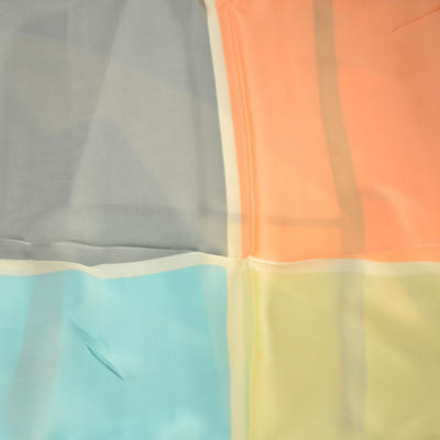 Square scarf- multicolour - 2