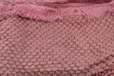 Tunelová kožešinová šála - starorůžová - Bijoux Me! 4e15356b0c