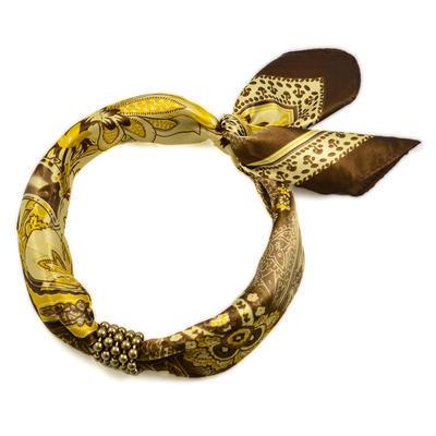 Spona na šátek 100sp13 - bronzová - 3