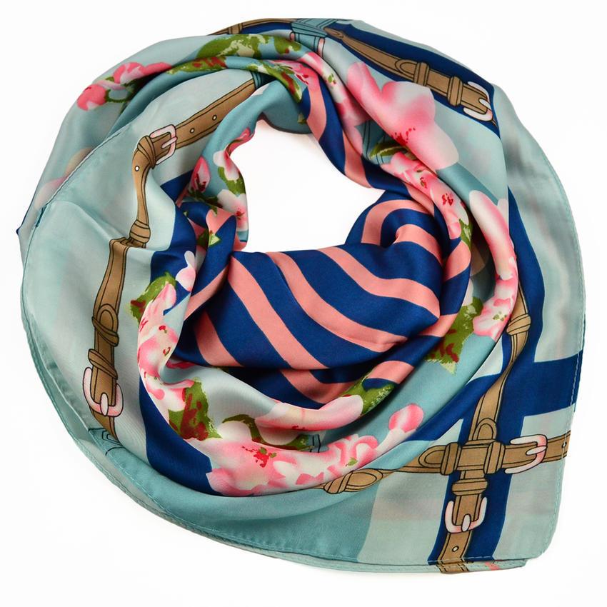 Šátek - mentolový