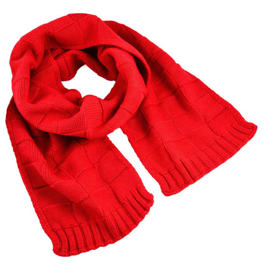 Set z vlny šála a čepice - červený - 2  +  zvětšit 4731c64bcc